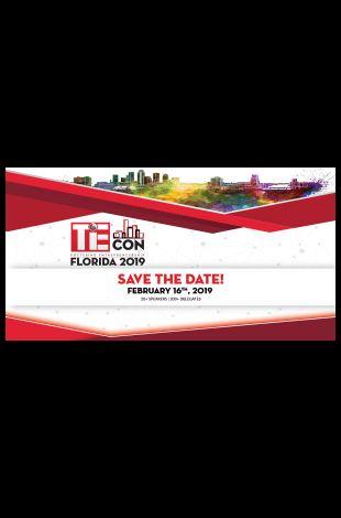 TiEcon FL 2019 - An entrepreneur focused event